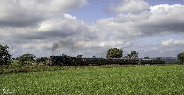 Moorlander Dining Train 4