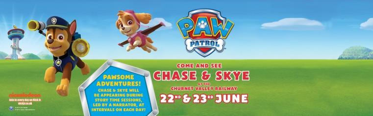 Paw Patrol 2019