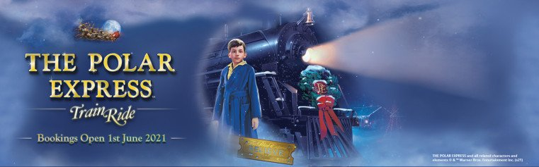 Polar Express Announcement Banner