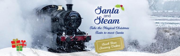 Santa and Steam 2018