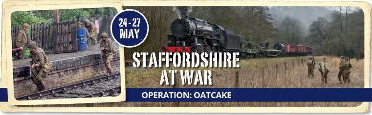 Staffordshire At War 2019