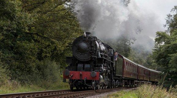 The Moorlander Lunch Train 3