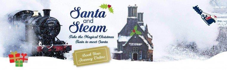 Santa and Steam 2019