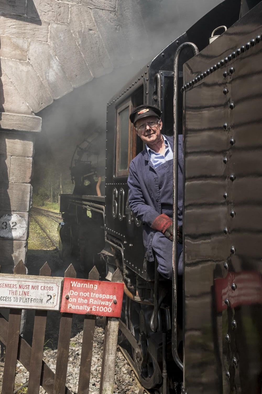 Regulator Course - Basic Train Driving Course - Churnet Valley